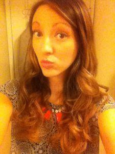 hair pucker up
