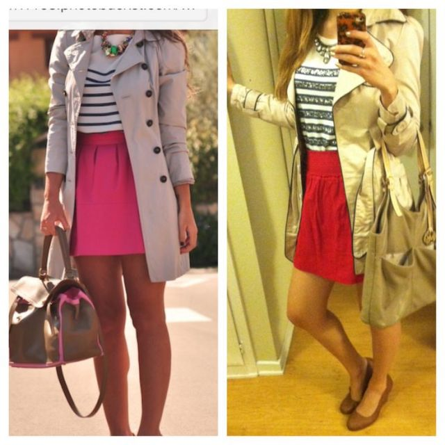 PINK SKIRT RECREATION
